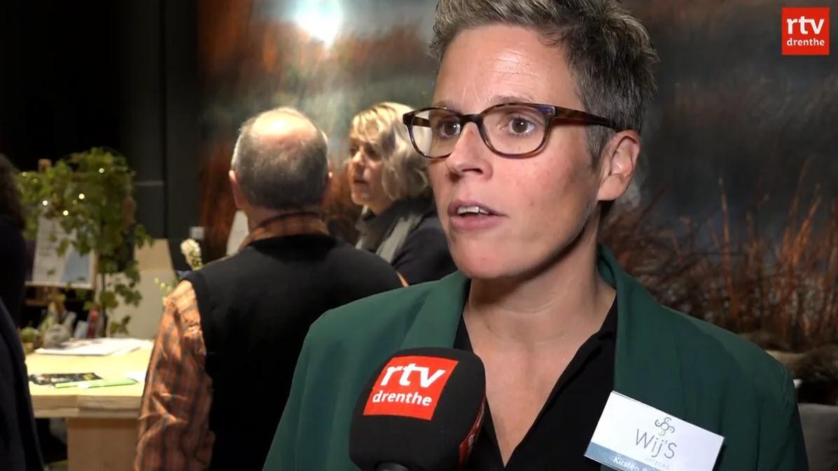 Uitvaartbeurs Een Nieuw Einde op RTV Drenthe