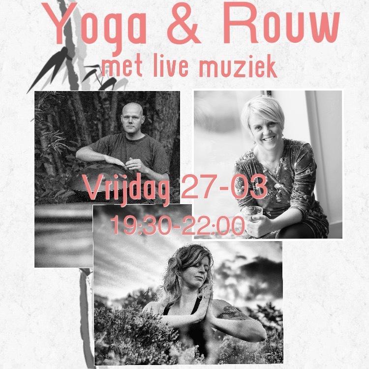 Yoga & Rouw met live muziek